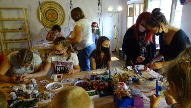 Warsztaty artystyczne - tworzenie indywidualnych AMULETÓW