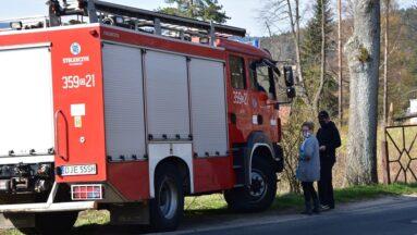 Strażacy w walce w COVID 3