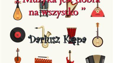 Zajęcia muzyczne...