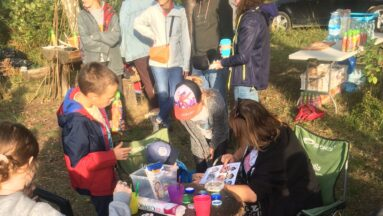 Łączymy siły! Klub Kobiet Aktywnych Tarnogród i Dom Dziecka w Zwierzyńcu